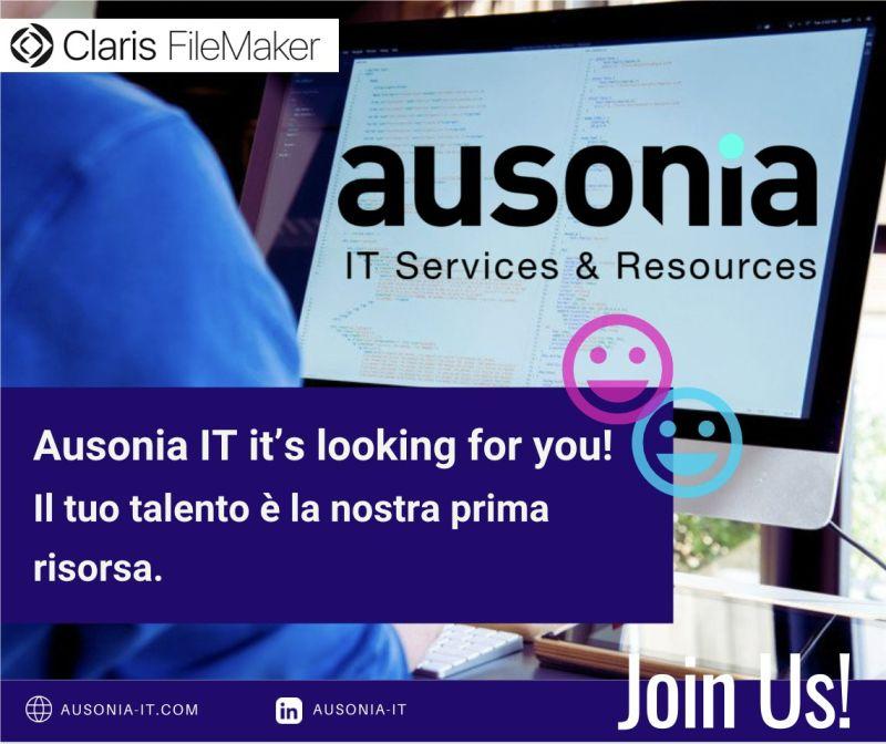 Ausonia-IT: annuncio Filemaker