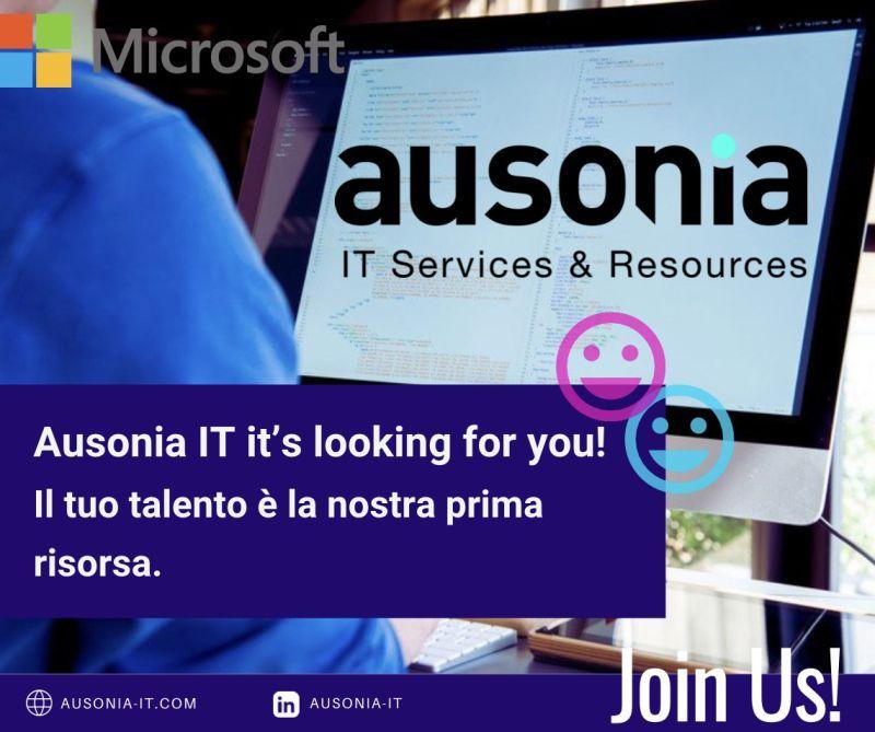 Ausonia-IT: annuncio Microsoft